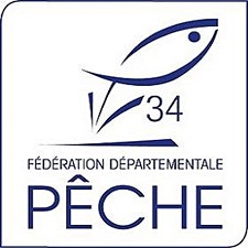 Fédération de Pêche de l'Hérault logo