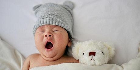 Snoozy Sleep - Sleep Workshop (6-9 months) tickets
