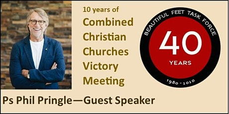 Combined Churches 10th Anniversary Victory Meeting tickets
