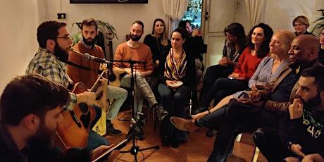 House Concert. The Valeries + Andrea Strange biglietti