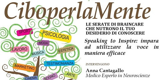 Speaking to Inspire:  impara ad utilizzare la voce in maniera efficace