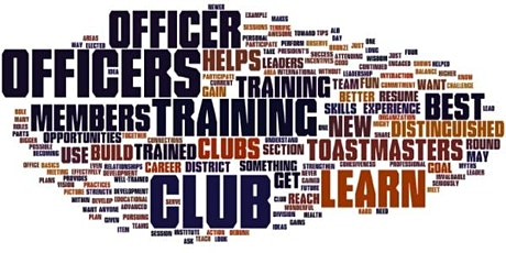 Toastmasters International L61 Club Officer Training tickets