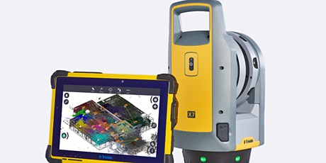 Trimble X7 - 3D laser scanning solution built for Building Construction. tickets
