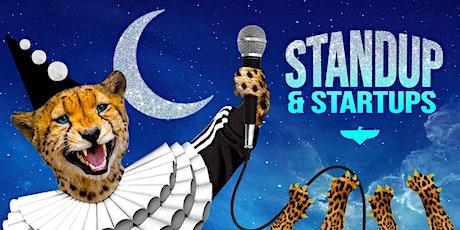 Standup & Startups - Première édition billets