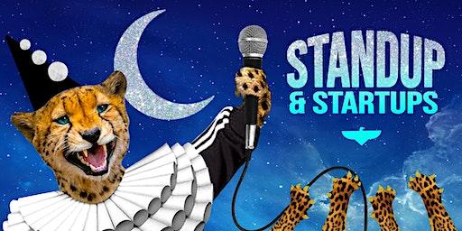 Standup & Startups - Première édition