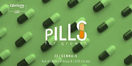 Pills for Growth: 2020 Digital Trends | Spoiler Alert biglietti