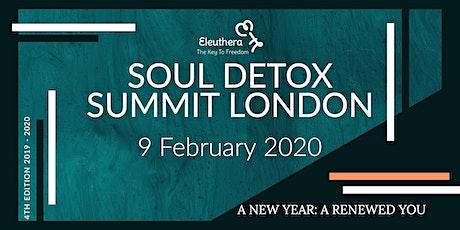 Soul Detox Summit London tickets