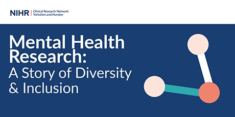 Mental Health Research: A Story of Diversity & Inclusion tickets
