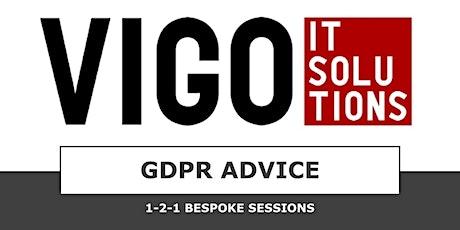 GDPR Advice & Training tickets