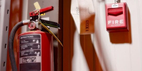 Fire Safety Course | Fire Safety Awareness Training | Weekly in Dublin tickets