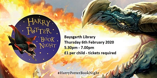 Harry Potter Book Night 2020 - Baysgarth
