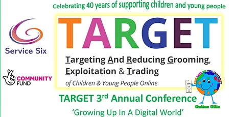 TARGET Conference - Growing Up In A Digital World tickets