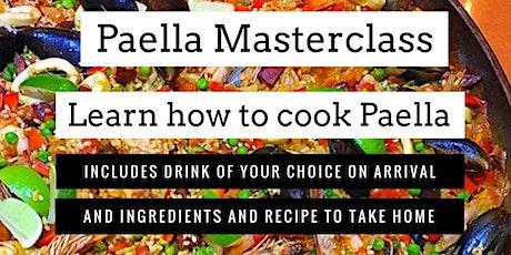 Paella Masterclass #7 tickets