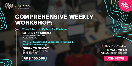 Comprehensive Workshop: Machine Learning Essentials with Python in 5-Day