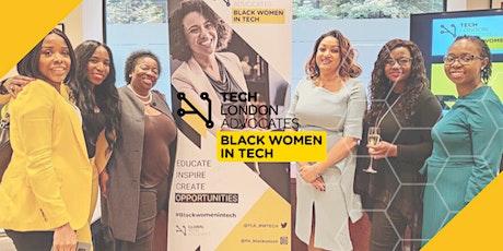 TLA Black Women in Tech - Effective Teams tickets