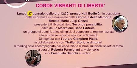 CORDE VIBRANTI DI LIBERTÀ @BODIO BREAK biglietti
