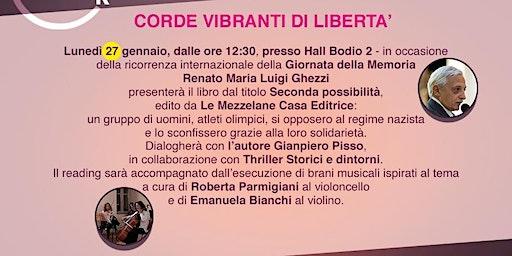CORDE VIBRANTI DI LIBERTÀ @BODIO BREAK