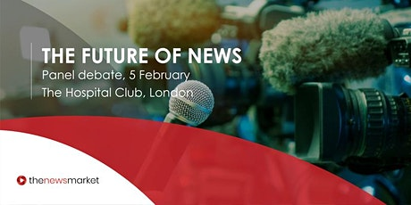 The Future of News tickets