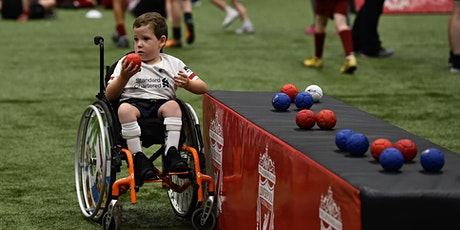 An introduction to sport for children with Spina Bifida tickets
