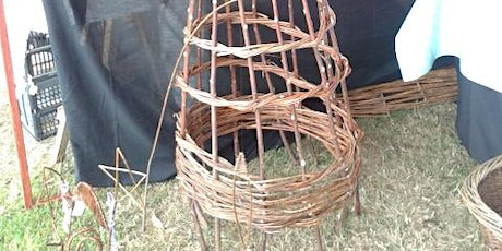 Willow structures for the Garden tickets