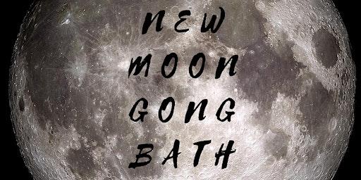 New Moon Gong Bath Meditation