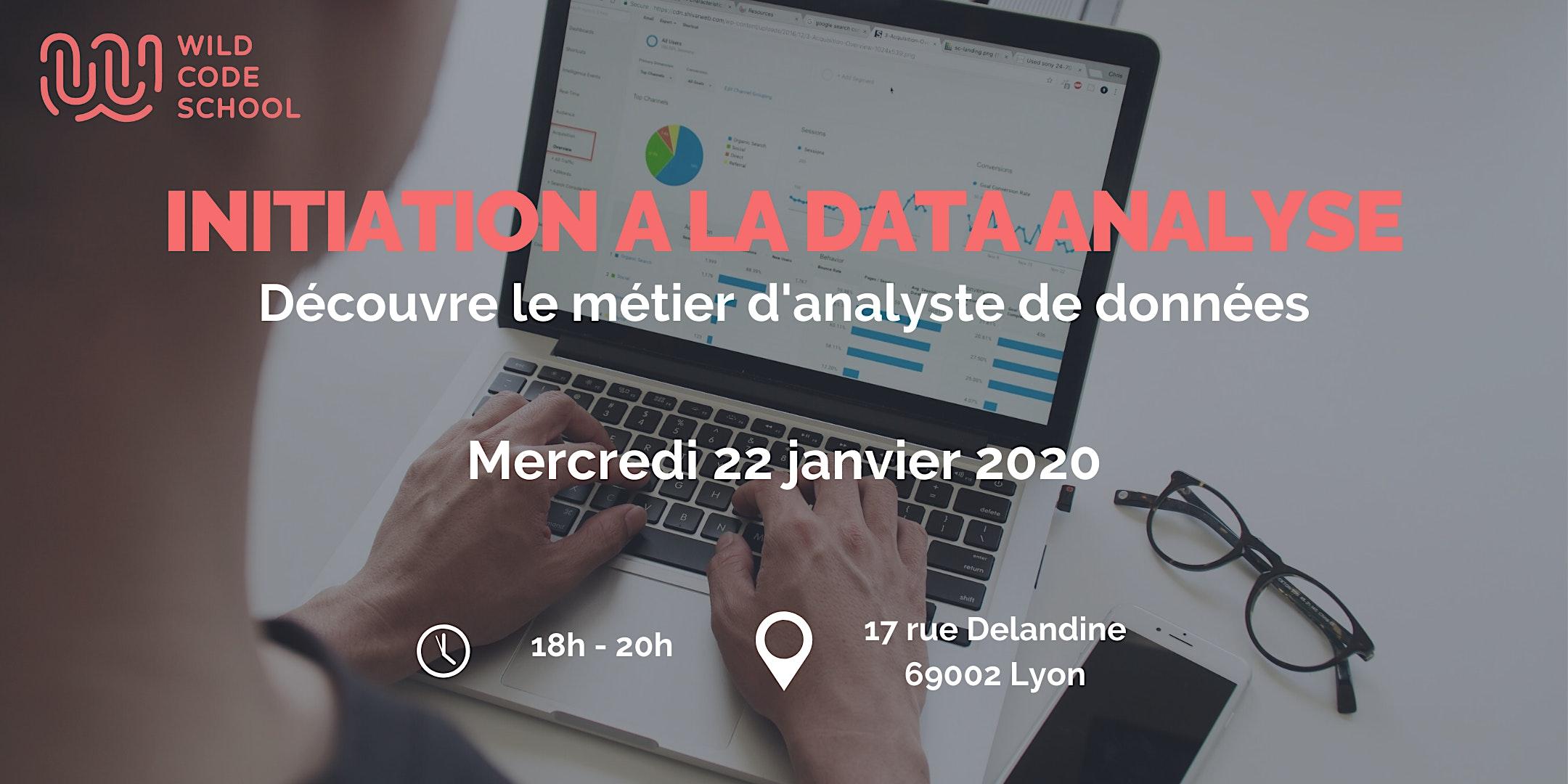 Atelier d'initiation à la Data Analyse #2