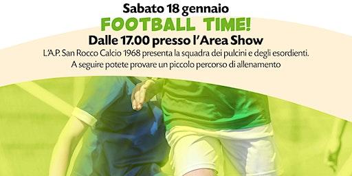 FOOTBALL TIME! @UNBELPÒDINOI