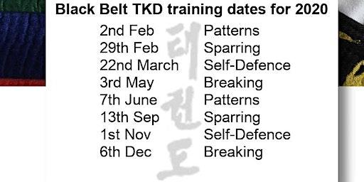 Black Belt Training