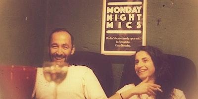 Monday Night Mics - Coolest English Comedy Open Mi