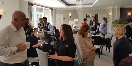 Coffee & Networking - April 2020 tickets