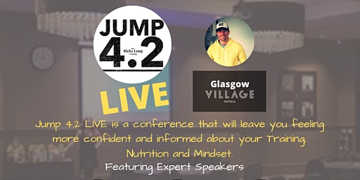 Jump 4.2 LIVE | Training | Nutrition | Mindset