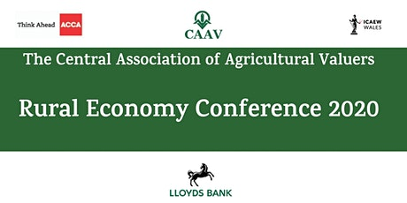 CAAV Rural Economy Conference 2020 tickets