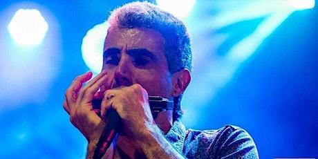 "ADRIÁN JIMÉNEZ & The Real Fuckin´   Band. El 14  BAR ""VELADA GASTROMUSICAL"" entradas"