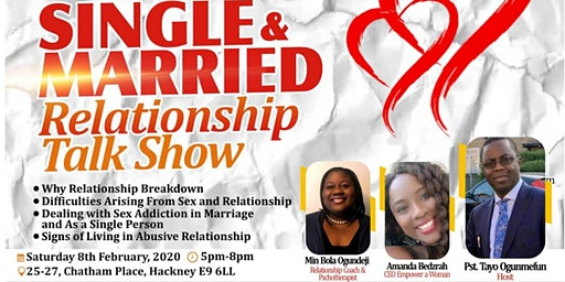 Single & Married Relationship Talk Show