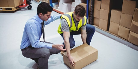 Manual Handling Course Dublin. Manual Handling Training Smithfield tickets
