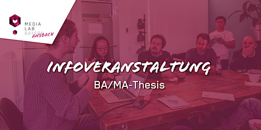 Infoveranstaltung BA/MA-Thesis