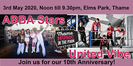 Music in the Park Thame tickets