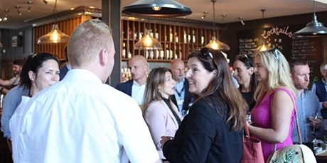 Afterwork Networking at Bistro Pierre, Plymouth tickets