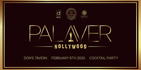 PALAVER: HOLLYWOOD tickets