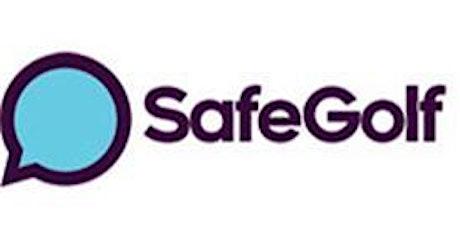 SafeGolf Workshop tickets