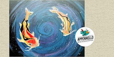 Ancona: Carpe Koi, un aperitivo Appennello