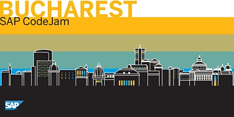 SAP CodeJam Bucharest tickets