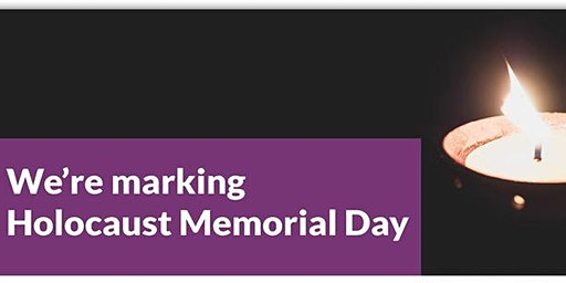 Holocaust Memorial Day Talk