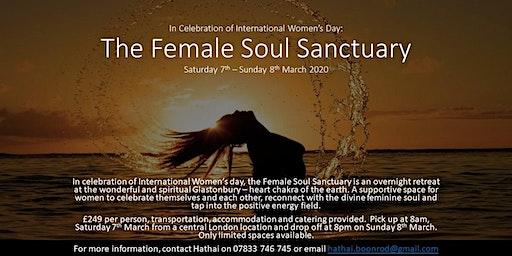 The Female Soul Santuary in Celebration of International Women's Day