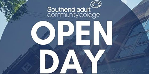 Spring Open Day at Southend Adult Community College