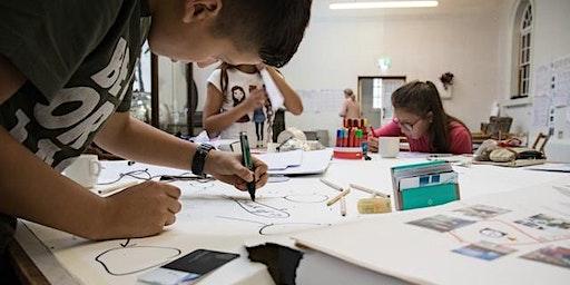 Creu Cydweithredol-yn yr ysgol a thu hwnt/Collaborative Creation-in school & beyond