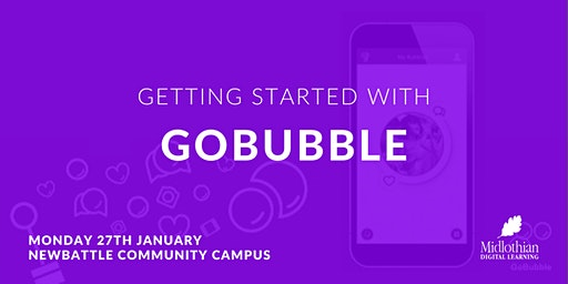 Getting Started with GoBubble