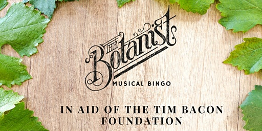 The Botanist Warrington Charity Musical Bingo