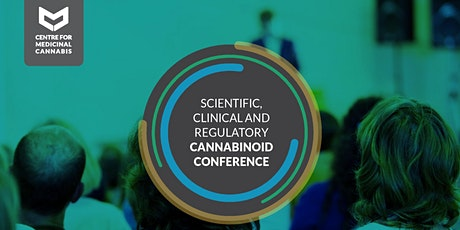 Scientific, Clinical & Regulatory Cannabinoid Conference tickets