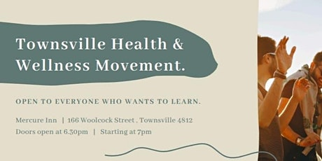 Townsville Health & Wellness Movement tickets